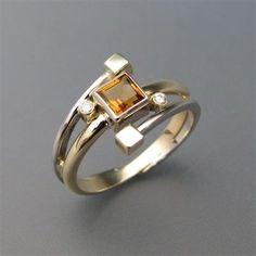Ringen | Juul Treijtel – edelsmid-goudsmid  #JewelryDesign