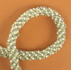 Russian Spiral Beading Tutorial