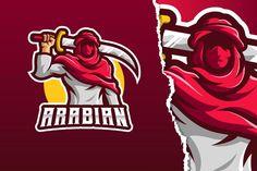 Logo Templates, Logo Design, Muscle Man, Saudi Arabia, Empire, Anime, Flag, Fictional Characters, Sport