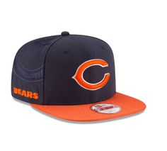 Chicago Bears NFL16 Sideline Snapback By New Era bb9b711ea
