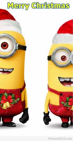 Minions Сhristmas Comical images (12:43:31 AM, Wednesday 23, December 2015 PST) – 10 pics