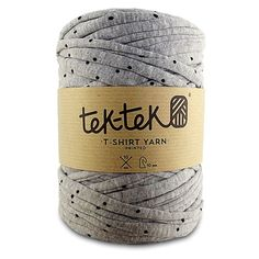 Tek-Tek select the finest off-cuts from fashion garments to create their super bulky fabric yarn that is both sustainable and reduces landfill