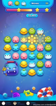 Jack UI-class /game ... Make Your Own Game, Game 2d, Candy Games, Game Ui Design, App Design, Monster Games, Game Effect, Casual Art, I Love Games