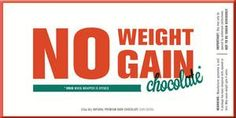 No Weight Gain #Chocolate Bar, Bloomsberry & Co. #fashion #follow4follow #teamfollowback #fashionista #beauty