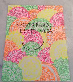 Yellow,red ir pink and green Page Borders Design, Border Design, Dibujos Zentangle Art, Sharpie Art, Dope Art, Mandala Design, Adult Coloring Pages, Cute Drawings, Ariana Grande