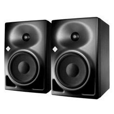 Neumann KH-120A Active Studio Monitor, Black, Pair