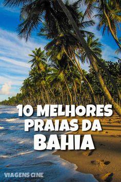 10 Melhores Praias da Bahia