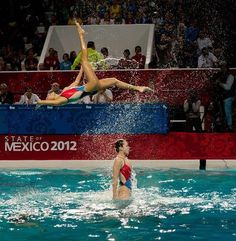 China at FINA World Trophy in Mexico.