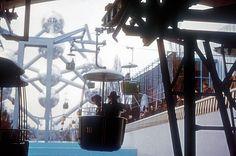 Telelift at 1958 expo