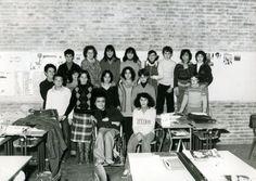 """classe 2A, a.s. 1978/79, Scuola media annessa """"Stagio Stagi"""" di Pietrasanta."""