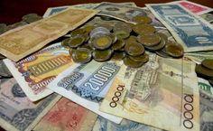 Monedas y Billetes Ecuatorianos