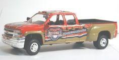 Washington Nationals 2006 1:25 Chevy Silverado