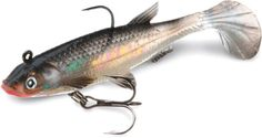 http://thefirstsergeant.com/pinnable-post/storm-wildeye-live-minnow-02-fishing-lures/ All molds for the Storm® Wildeye® Saltwater Live Series are created from live baitfish for ultra-realistic body shape and lifelike swimming action and feature secure I-Bolt system holographic Wildeye and holographic swimmin' flash foil. Tough yet soft outer body is weighted for ideal swimming action