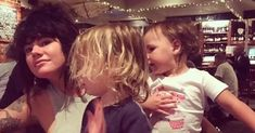 """Child Therapist Gives Gorgeous Explanation Of What Good Parenting Looks Like -- A couple of weeks ago a child therapist that I know looked at my kids and said, 'You're such a good mum,'"""" she wrote in the caption. Hall said she responded that she doesn't feel that way about herself, as she struggles through the chaos of raising her kids, losing her temper and feeling impatient. The therapist's reply stuck with her:  """"Babies cry, it's how they communicate. Toddlers scream, children whinge and…"""
