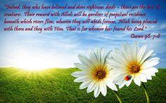 Quran 98: 7-8