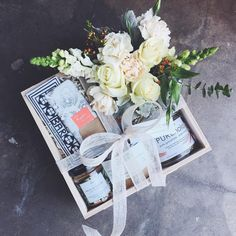 Catering . Floral Design . Gift Boxes Founded by Barrett Prendergast Follow along on all our adventures. Check out our InstaStories