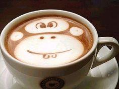 I'm off to the coffee shop | Even naar de koffieshop.