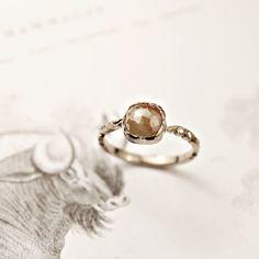 junkaholique: RUST New Opaque Diamond Rings