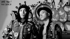 "GD + Taeyang | ""Good Boy"" Photo shoot spot"