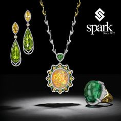 Discover the One-of-a-Kind collection of timeless, classic and unique #jewelry pieces from #SparkCreations at Liljenuqist & Beckstead. We use only the highest quality of diamonds, rare gemstones and specious stones to infuse elegance into every design.