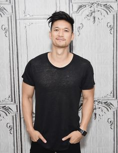 "Harry Shum Jr. Photos Photos - Actor Harry Shum Jr. attends AOL Build Presents Discussion with Harry Shum Jr about ""Single By 30"" A Romantic Comedy Show at AOL HQ on August 24, 2016 in New York City. - AOL Build Presents Harry Shum Jr. Discusses 'Single by 30,' a Romantic Comedy Show"