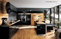 Matériaux : choisir les meilleurs matériaux pour les revêtements et meubles de sa cuisine - Amenagement cuisine: l'amenagement d'une cuisine un art qui s'apprend