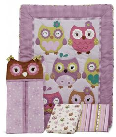 This is a wonderful option if you are looking for an owl themed crib bedding set for your baby girl. The set features fun and unique owls along with Owl Themed Nursery, Owl Nursery, Nursery Themes, Baby Boy Cribs, Girl Cribs, Baby Girls, Blue Crib, Girl Crib Bedding Sets, Luxury Bedding Sets