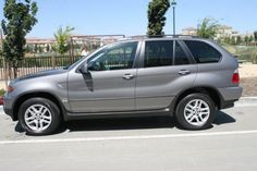 BMW X5 - Just like the one we have just bought....Ooooh weee what a car