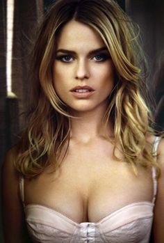 Alice Eve is Still Way Out of Our League (7 of 13) | Speaking of glasses, Alice Eve actually has a unique condition with her eyes: her left one is blue and her right one is green. It's a condition called heterochromia.
