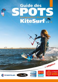 Good spot guides for the windy Languedoc-Roussillon region in south west France. Brush up your French! via SDFkitesurf: #kitesurfing #kiteboarding #travel #france #Languedoc #Roussillon - actiontripguru.com
