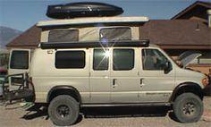 Sportsmobile. Camper of my dreams.
