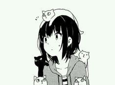 Sad Anime, Kawaii Anime, Anime Guys, Guy Drawing, Drawing Poses, Manga Girl, Anime Art Girl, Boku No Hero Academia, Super Cat