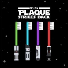 Calling all Star Wars fans! May the floss be with you! Repinned by Supply Clinic, the online marketplace for dental supplies. supplyclinic.com