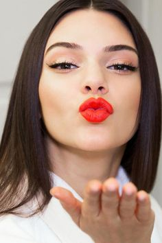 You can now buy Kendall Jenner's limited edition lipstick!
