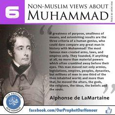 The prophet of Islam