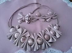 ネックレス、指輪、ピアスと3点セットで使っています。|ハンドメイド、手作り、手仕事品の通販・販売・購入ならCreema。