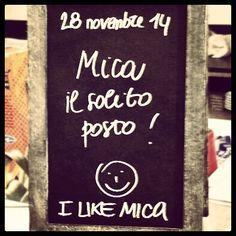 I like mica!