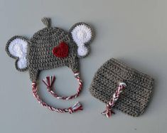 Items similar to Newborn Baby Elephant Outfit Outfit Newborn Photo Prop Crochet Elephant Outfit Elephant Hat And Diaper Cover Set Newborn Boy Photo Outfit on Etsy Newborn Elephant, Elephant Hat, Baby Girl Elephant, Crochet Elephant, Baby Girl Crochet, Crochet Baby Clothes, Newborn Crochet, Baby Valentines Day Outfit, Handgemachtes Baby