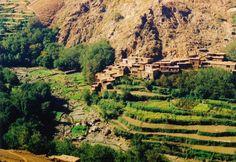 Imlil Valley, Morocco