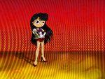 Chibi Sailor Mars by ~thedustyphoenix on deviantART