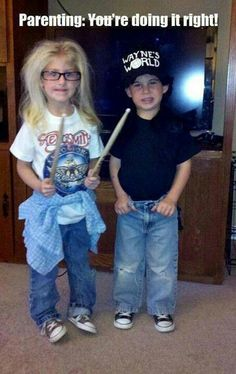 Wayne's world, party time, excellent!