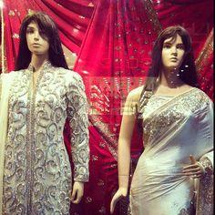 Traditional Indian wear - Saree and Salwar Suit