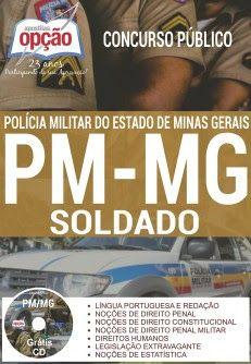 NewsApostilas : Apostila Concurso PMMG 2016 (GRÁTIS CD)