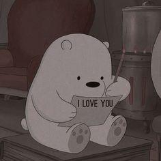 Cute Panda Wallpaper, Cartoon Wallpaper Iphone, Bear Wallpaper, Disney Wallpaper, We Bare Bears Wallpapers, Panda Wallpapers, Cute Cartoon Wallpapers, Ice Bear We Bare Bears, We Bear