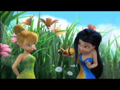 Pixie Hollow Preview -Bees Eyes