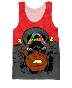 Black in America Tank Top