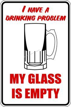 Funny Alcohol Signs Short farewell funny quotes -- Get Home Bar Ideas: http://homebar.involvery.com/2015/03/24/8-tips-to-a-great-home-bar-setup/