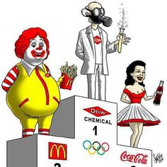 Chemical Olympics