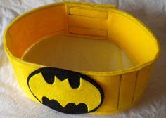 Custom Order for Nicole Batman Super Hero Utility Belt Costume