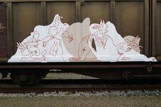 aris white freight italy